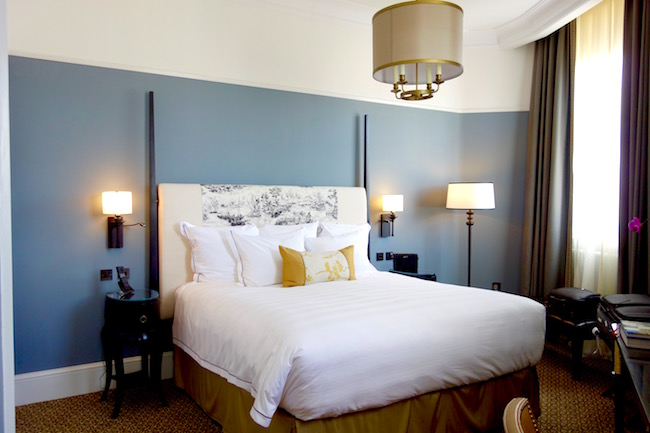 Room at Gainsborough Spa Hotel Bath