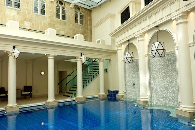 Gainsborough Bath Spa England