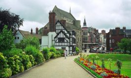 Most haunted place in England – Shrewsbury in  Shropshire