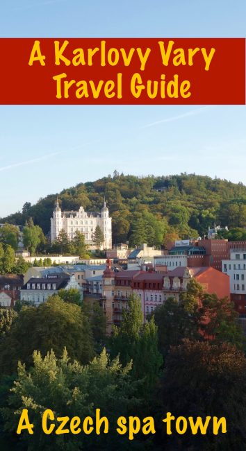 Karlovy Vary travel guide
