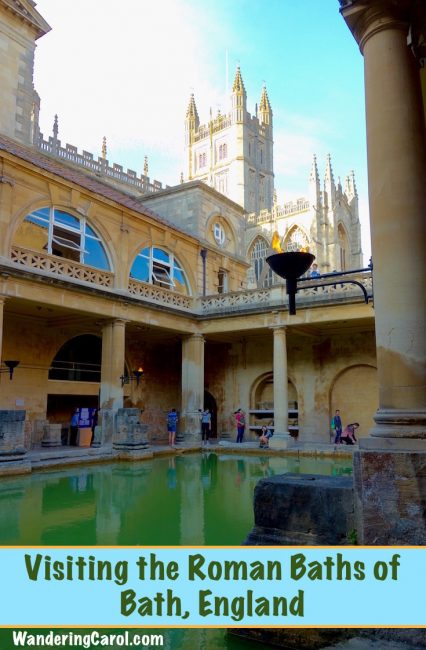 Visiting the Roman Baths is a highlight of any trip to Bath. Here's what you need to know.