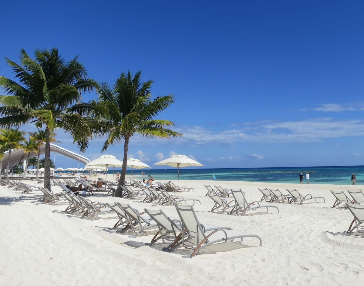 mexico all inclusive adult only resort beach on riviera maya