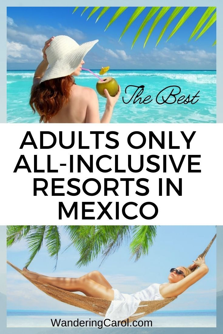 pinterest images for best all inclusive adults only resorts in mexcio