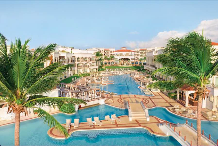 hilton playa mujeres adult only all inclusive