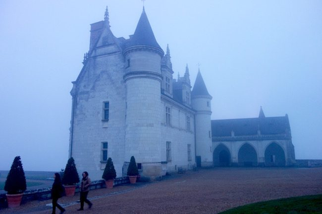 Visiting Chateau d'Amboise, France, Loire Valley