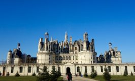 Christmas in the Loire Valley chateaux