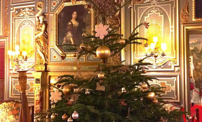 Loire Valley Festive France for Christmas