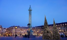 Romantic Paris at Christmas … without the romance