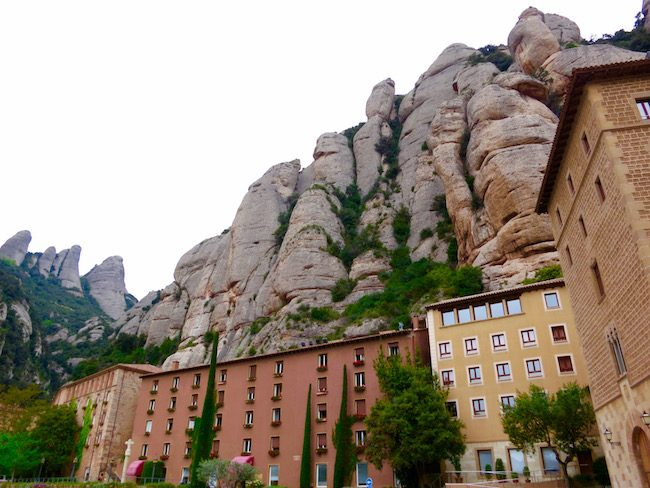 Things to do in Spain visit Montserrat