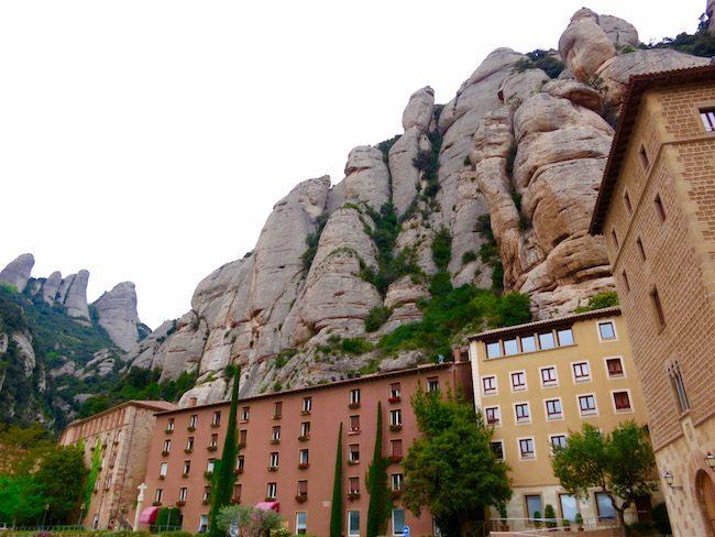 Things to do in Spain visit Montserrat