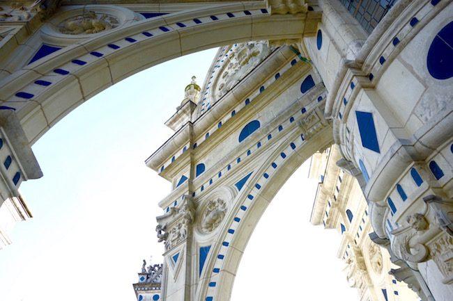 Chateau de Chambord detail
