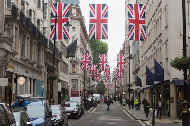 Jermyn Street Facts about Mayfair