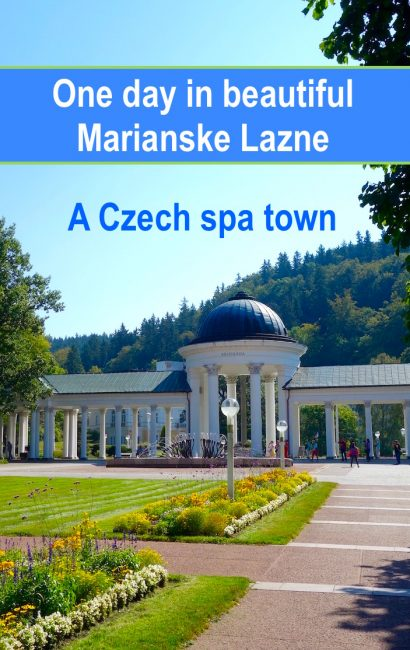 Planning a day trip to Marianske Lazne (Marienbad), a Czech spa town? There's a lot to do in this beautiful Bohemian town, so here's a perfect itinerary for one day in Marianske Lazne.