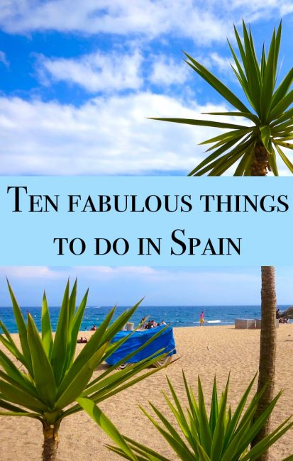 Planning a Spanish travel itinerary? Here is a list of top things to do in Spain