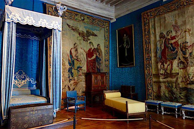 Visit Royal Apartments in Chateau de Chambord