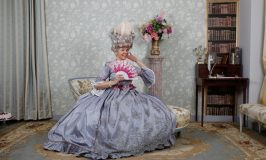Channeling Marie Antoinette at Costumes and Chateaux in Versailles