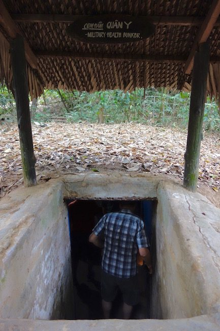 Best Cu Chi Tunnel tour from Ho Chi Minh