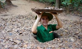 Best Cu Chi Tunnels Tour: day trips from Saigon by riverboat and cycling