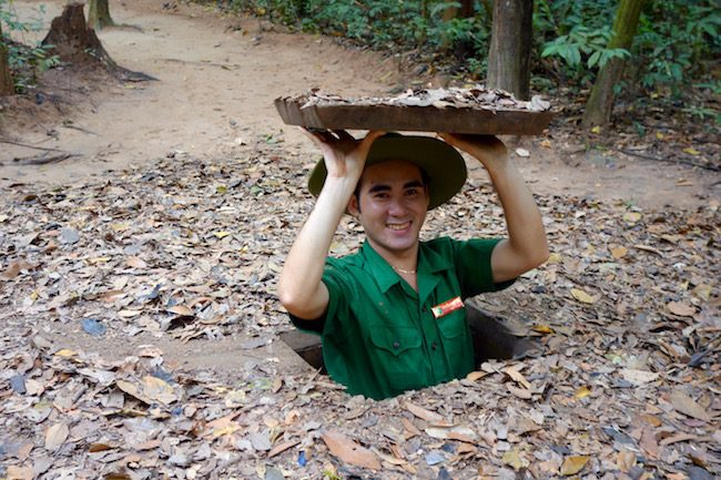 Best Cu Chi Tunnels tour