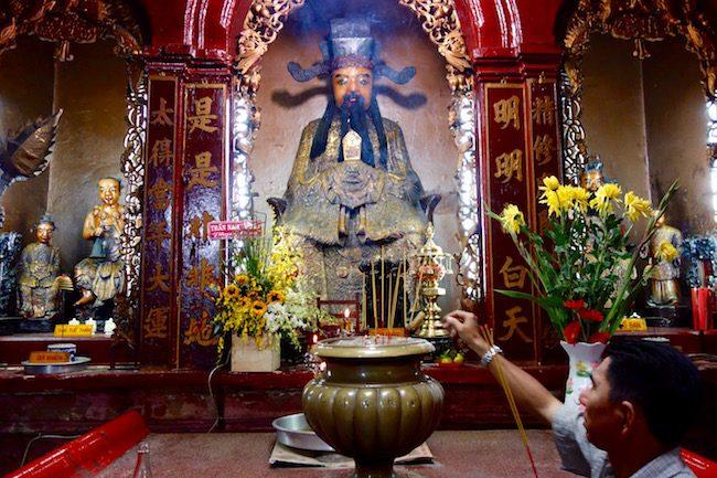 Chief of Hell Jade Pagoda Ho Chi Minh