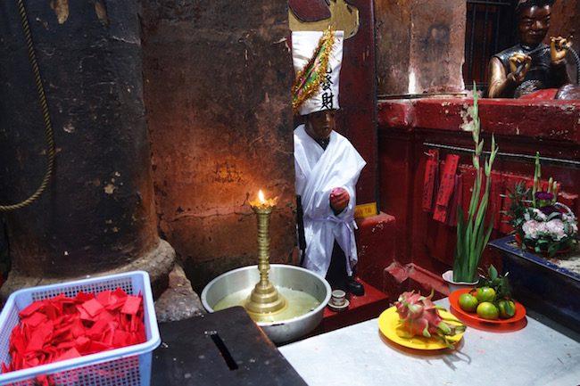 City God, Jade Pagoda Vietnam Ho Chi Minh