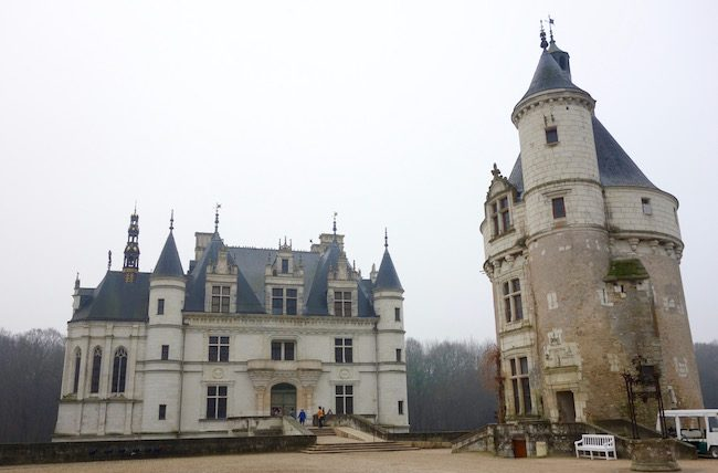 Visiting Chateau de Chenonceau, Loire Valley