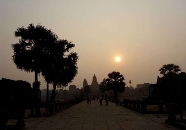 Angkor Wat sunrise guide