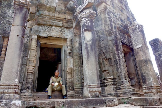 Bayon Temple pictures