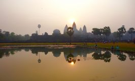 Angkor Wat travel tips – sunrise, sunset and everything in between