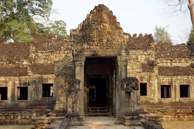 Preah Kahn Angkor Wat Cambodia travel tips