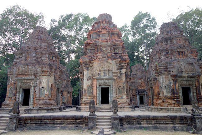 Preah Ko Temple Angkor
