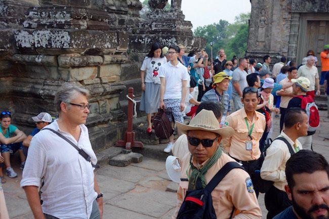 Sunset at Pre Rup, Angkor Wat travel tips