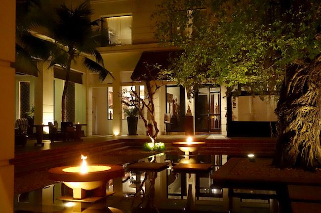 Where to eat in Siem Reap, Park Hyatt hotel