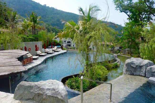 Keemala Phuket luxury resort