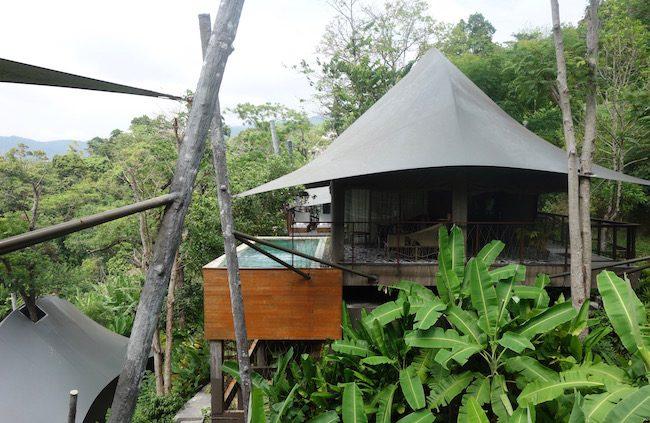 Tent Pool Villas Keemala Phuket
