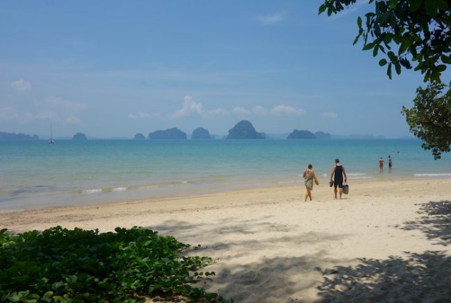 Tubkaak Beach Krabi