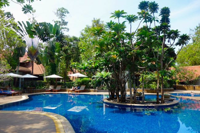 Tubkaak Boutique Resort Krabi Thailand