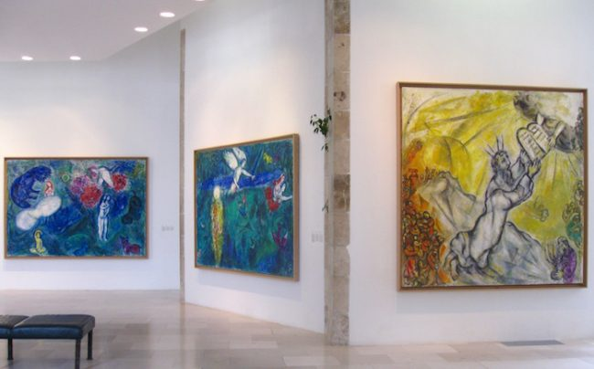 15 top things to do in Nice, France Chagall Museum Nice