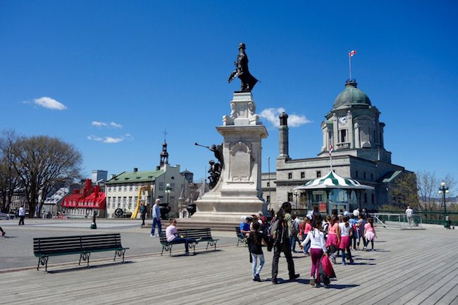 Dufferin Terrace, Things to do in Quebec City