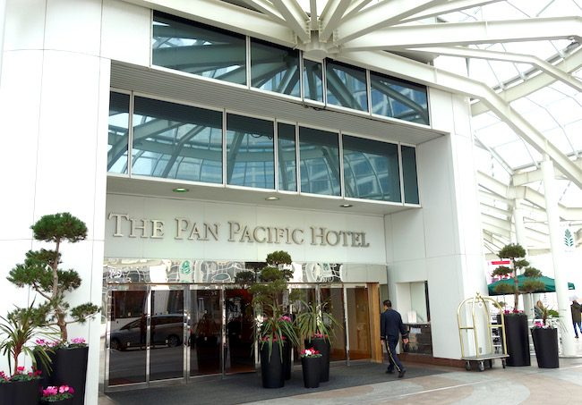 Pan Pacific Hotel Vancouver Rooms