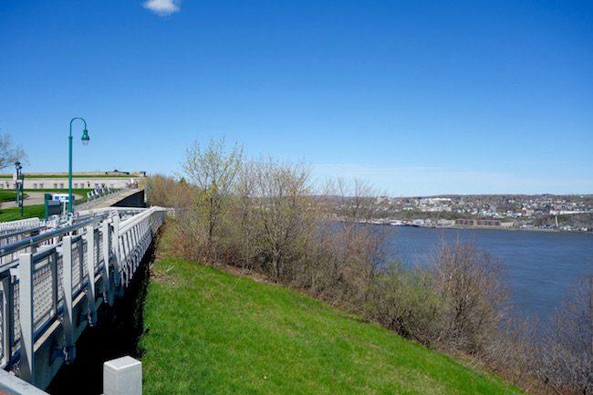 Plains of Abraham in Quebec City