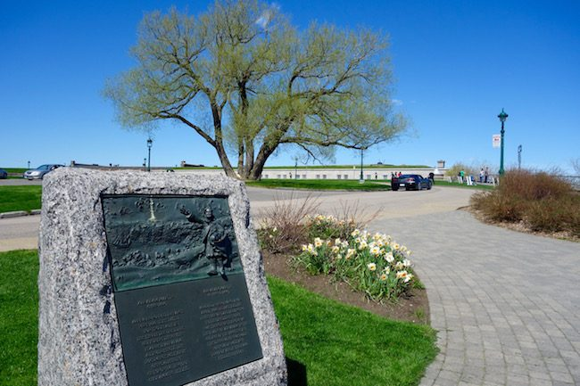 Plains of Abraham, top sights in Quebec City