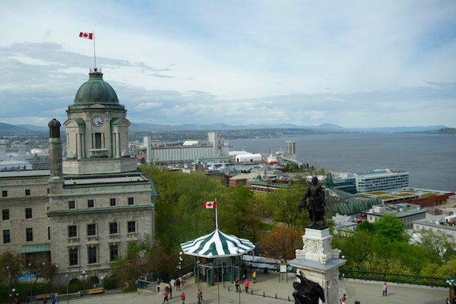 Quebec City travel