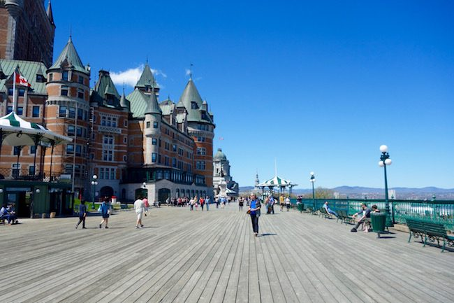 20 things to do in quebec city a fun travel guide for Terrace 45 qc