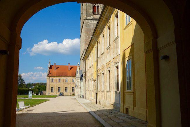 Tepla Monastery Czech Republic