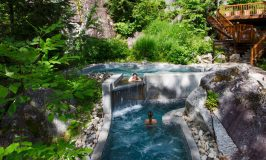 Spa La Source in Rawdon, Quebec: a relaxing day trip from Montreal