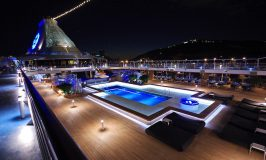Oceania Cruises Pool Deck