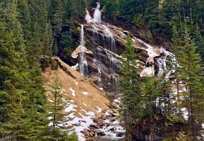 Pyramid Falls, Canada