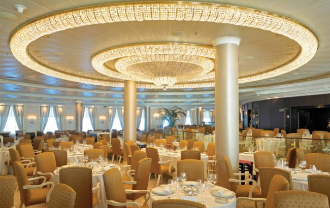 Restaurants Oceania Cruises