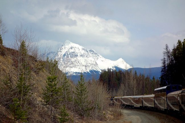 Rocky Mountaineer Vancouver to Jasper